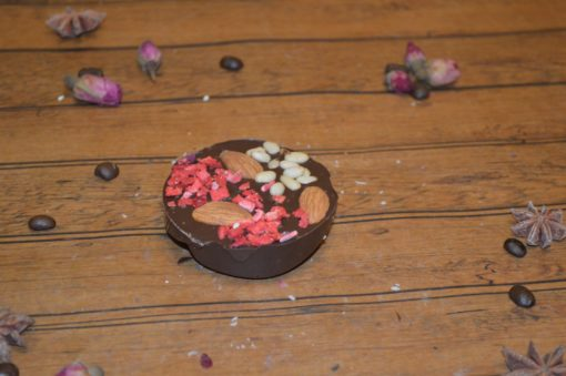 Шоколадная фигура роза, 60 гр.