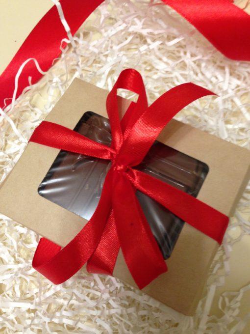 Шоколадная шкатулка