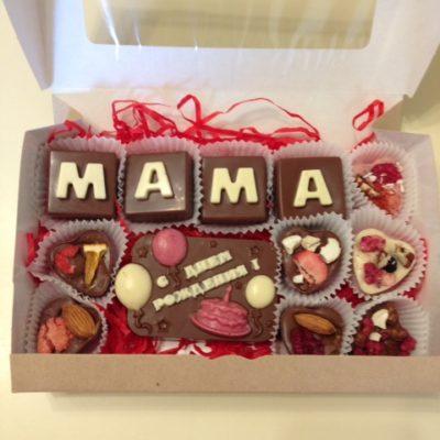 подарочный набор маме на день рождения