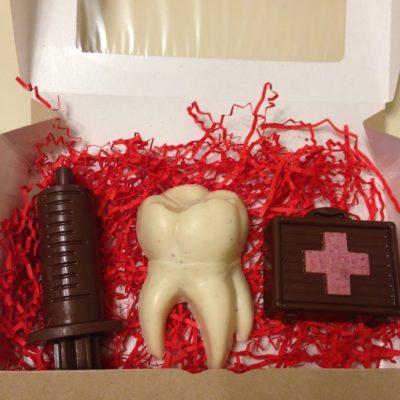 Подарочный набор стоматологу